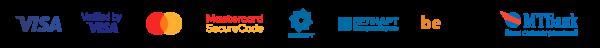 Лого для футера